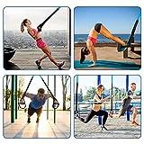 Zoom IMG-2 fitop allenamento sospensione workout set