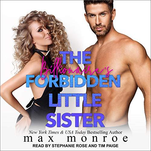 The Billionaire's Forbidden Little Sister cover art