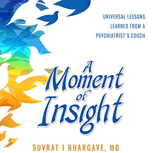 A Moment of Insight audiobook cover art