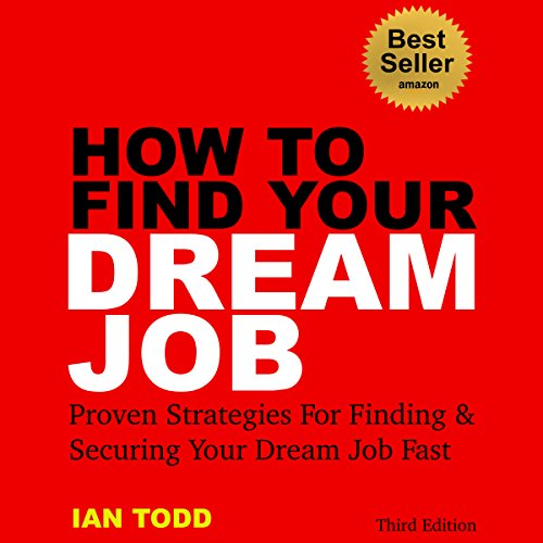 How to Find Your Dream Job audiobook cover art