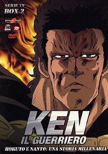 Ken il guerriero TV Hokuto e Nanto: Una storia millenariaStagione01Episodi23-52