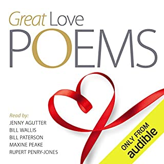 Great Love Poems cover art
