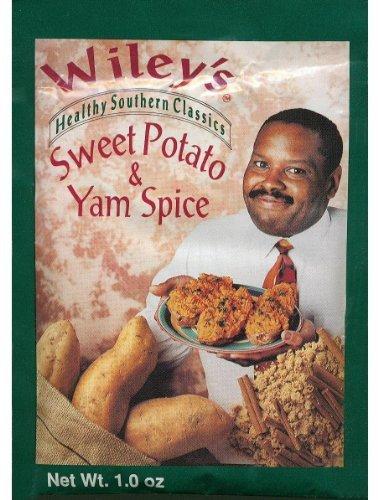 Wiley's Sweet Potato & Yam Spice - 6 (SIX) Packets