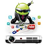 PLAY™ Upgrade Android 6.0 Latest Blu-ray, 3D, 4K Ultra HD 2205P Build-in WiFi, Bluetooth Miracast...