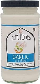 Best garlic garlic dip Reviews