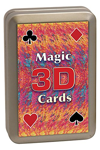 Cheatwell Games 3D Magic Playing Cards