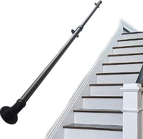 Geländer Handlauf Treppengeländer bis 0,26M Außenbereich Schmiedeeisen Hotels