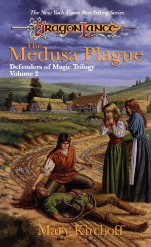 Defenders of Magic Trilogy The Medusa Plague Volume 2