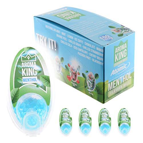 Atomic Aroma King Flavour Ball 500Stk (Menthol)