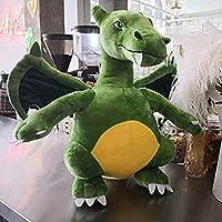 恐竜ぬいぐるみ趣味漫画チャリザードぬいぐるみ子供のための人形男の子赤ちゃんの誕生日プレゼントおもちゃの誕生日プレゼント、装飾品