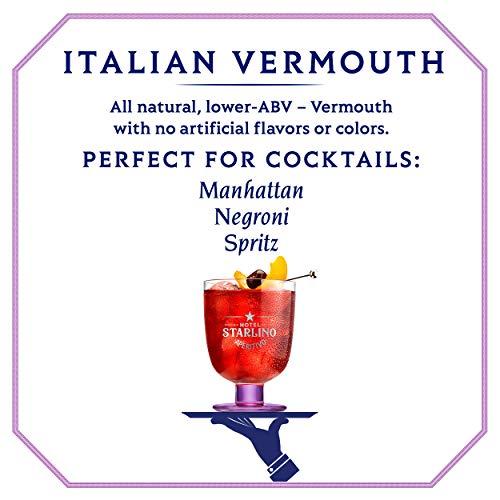Starlino Rosso Vermouth – italienischer roter Wermut - 4