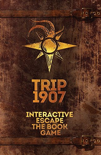 Trip 1907: Interactive Escape The Book Game