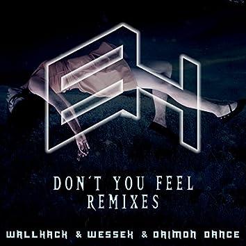 Don't You Feel (Remixes)