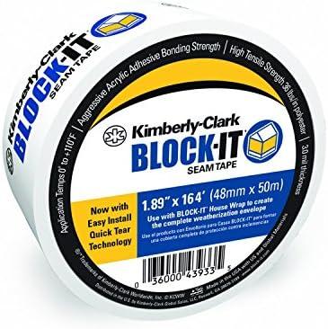 Kimberly Clark BLOCK IT Seam Tape 1 89 Pack of 12 product image