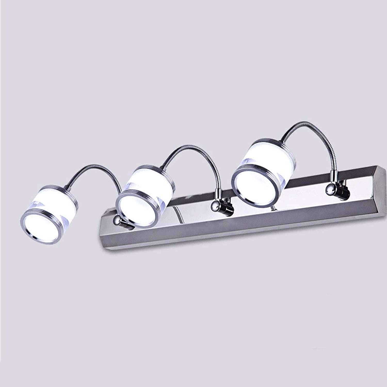 Moderne bad wc eitelkeit wand make-up licht spiegel vorne led lampe wandleuchte