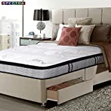 Spectra 14-inch Double-Sided Pillow-Top Pocket Coil Plush Orthopedic Mattress