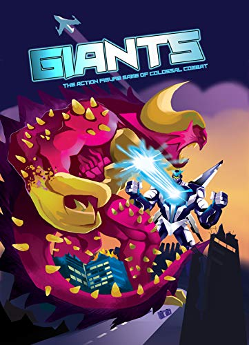 Giants: The Action Figure Game of Colossal Combat (English Edition)