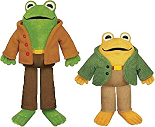 YOTTOY Classic Collection   Frog and Toad Plush Friends