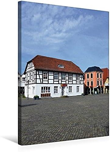 Calvendo Pforthaus Construction Professionnelle - Axe, 50x75 cm
