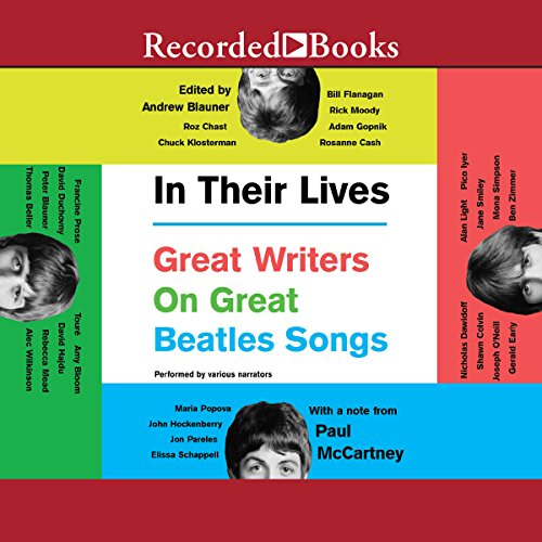 In Their Lives audiobook cover art