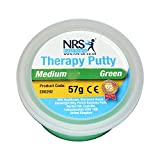 NRS Healthcare Resistance Therapy Putty E86292 - Green Medium 57g