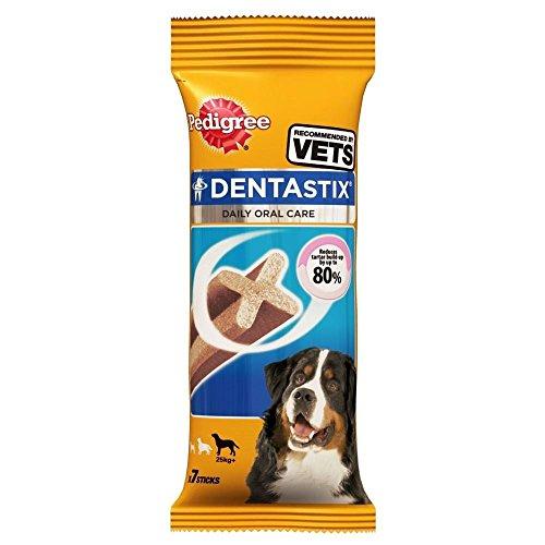 Arbre g?n?alogique Dentastix pour grands chiens (7 par paquet - 270g) - Paquet de 6