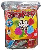 Ring Pop Assorted Jar (44 ct.) 海外直送