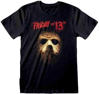 FRIDAY THE 13TH 13日の金曜日 (公開40周年) - Mask/Tシャツ/メンズ 【公式/オフィシャル】