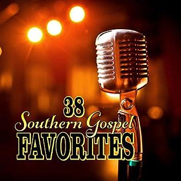 38 Southern Gospel Favorites