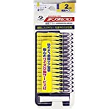 デンタルプロ 歯間ブラシ 15P サイズ2 SSまとめ買い(×3)