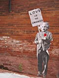 VeryGood Production Banksy Poster