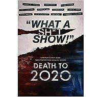 2020年までの死クラシック映画ウォールアートキャンバス絵画ポスターリビングルーム家の装飾壁の装飾-50x70cmフレームなし