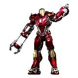 Iron Man - Figura Red Snapper Mark 35 (Hot Toys 902042)...