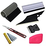 Ehdis Folierungs Werkzeug Auto Folierung Set Vinyl Wraps Tool Fenster Tönung Vinyl Wrap Werkzeuge...