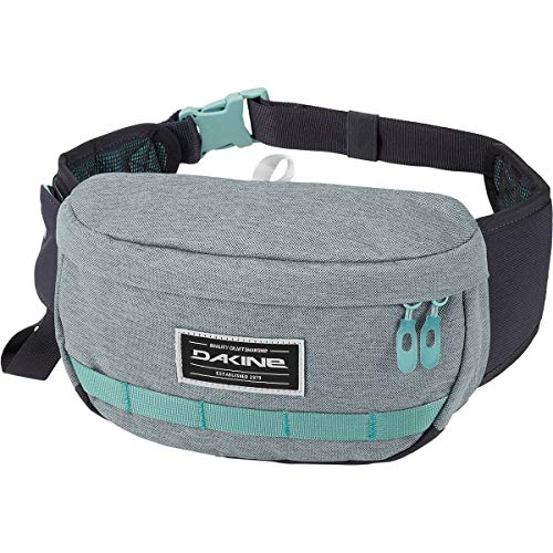 Dakine Hot Laps 2L Hip Pack Lead Blue, One Size