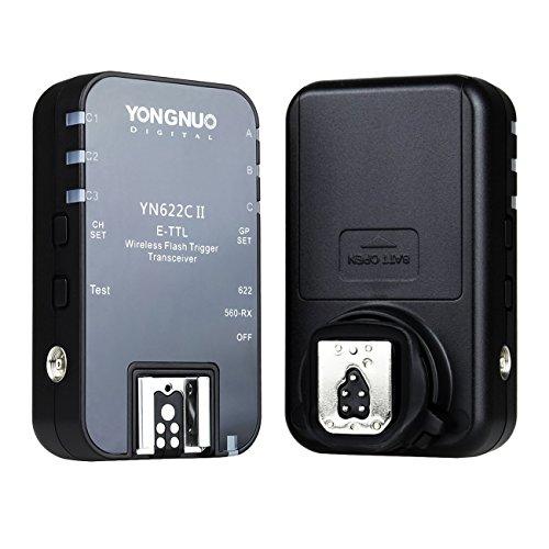 Yongnuo YN-622C II YONGNUO REMOTE E-TTL PER CANON EOS FLASH +WINGONEER diffusore