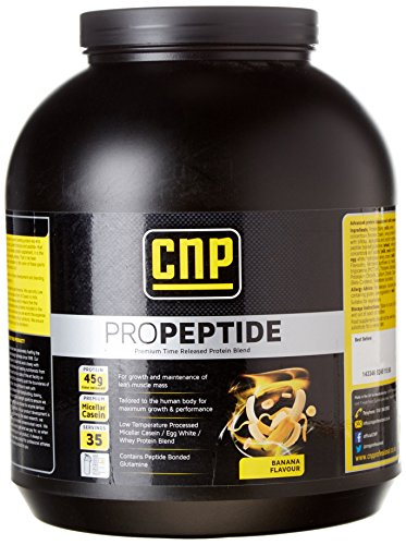 CNP 2.27 kg Banana Pro-Peptide Advanced Protein Supplement