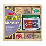 Product Image of the Melissa & Doug Dinosaur Stamp Set (1633)