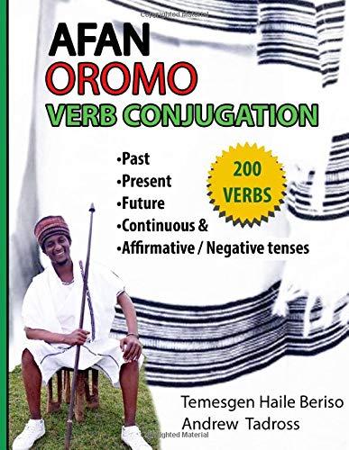 Afan Oromo Verb Conjugation