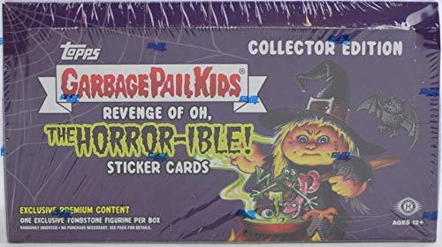 Topps GPK - Revenge of OH, The Horror-IBLE! Series 2 Hobby Collector