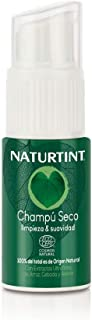 Naturtint Eco Champú Seco Limpieza y Suavidad 100% Ingrediente Natural 20ml
