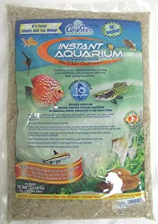 CaribSea Instant Aquarium Freshwater Live Substrate Torpedo Beach 10lb