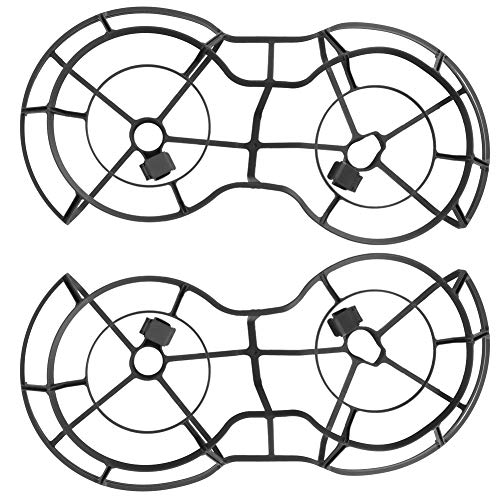 Protezione Elica Protettiva Drone, 2 Pezzi Copertura Protettiva Montata in Plastica per Protezione Elica Compatibile con Mini Drone Mavic