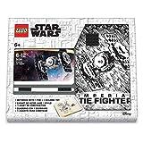 LEGO Star Wars Tie Fighter Creativity Set con diario certificato FSC e penna gel nera