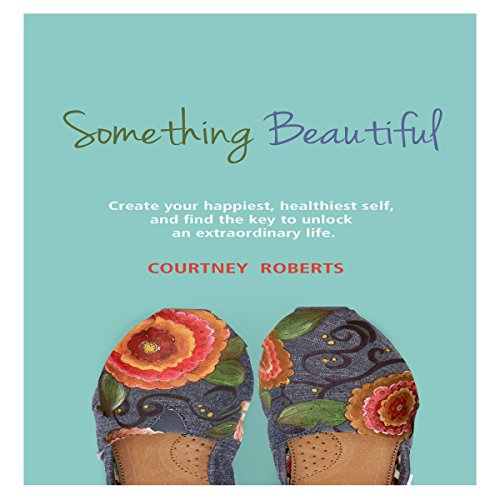 Something Beautiful audiobook cover art