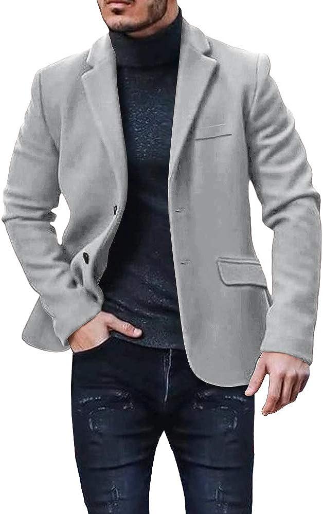 Pengfei Mens Nippon regular agency Winter Coat Suit Over Blazer Opening large release sale Business Jacket