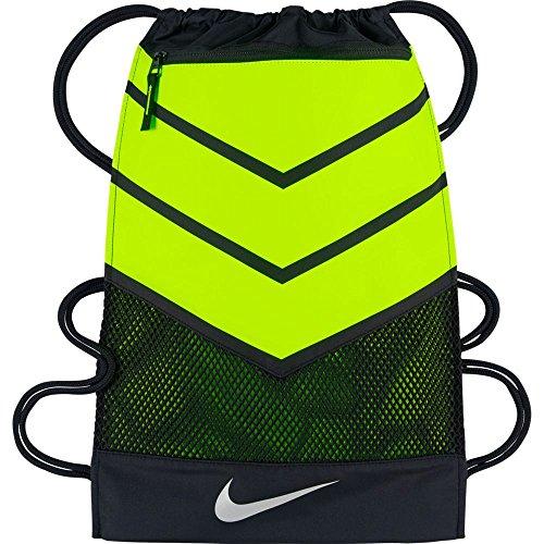 Nike Vapor 2.0 Gymsack - Black/volt
