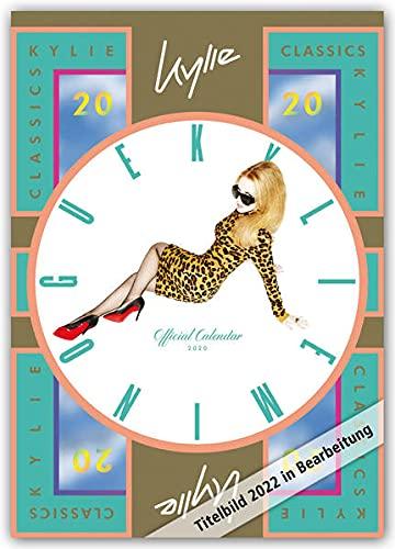 Kylie Minogue 2022 - A3 Format Posterkalender: Original Danilo-Kalender [Mehrsprachig] [Kalender] (The Official Kylie Minogue A3 Calendar 2022)