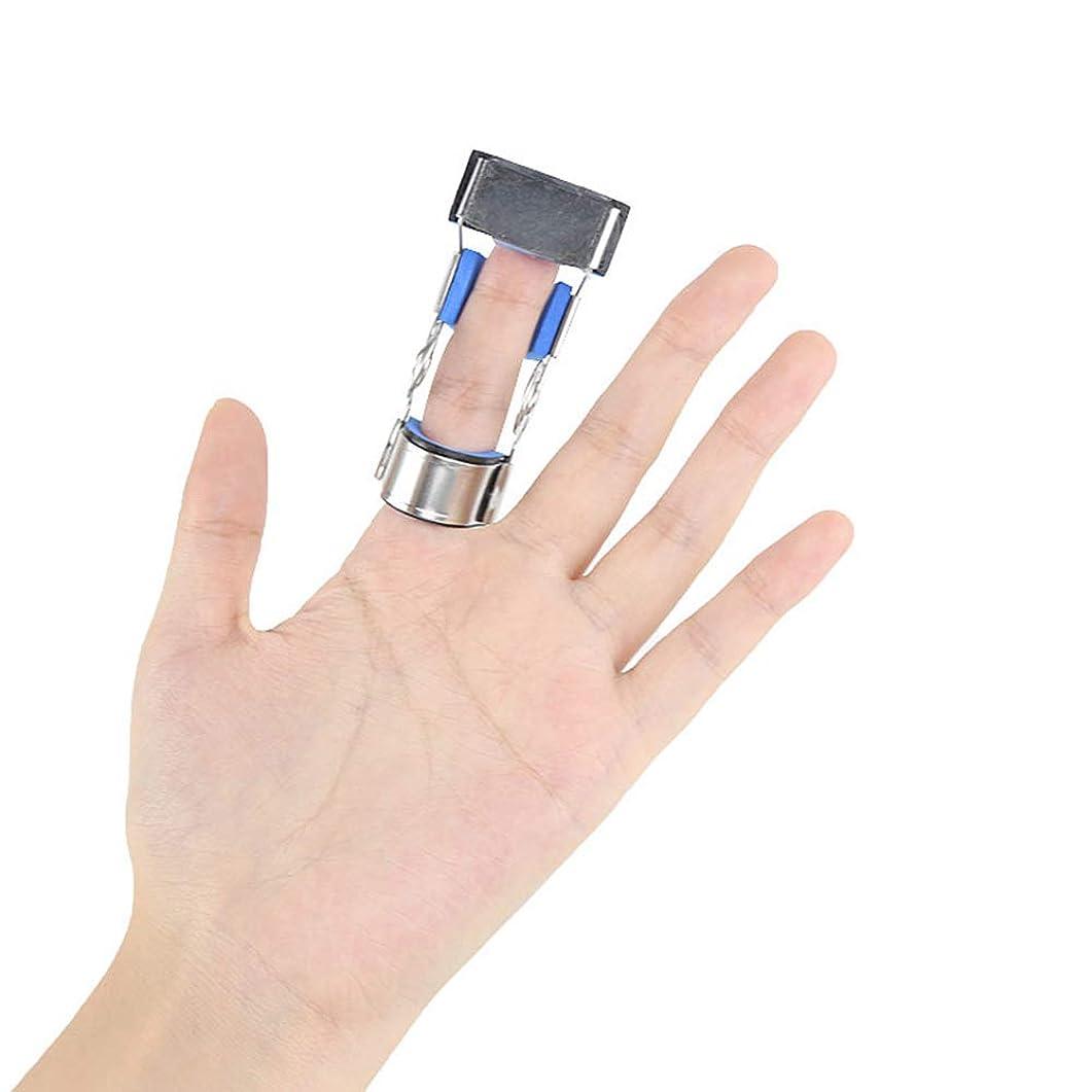 セラフ通知糞指関節装具けいれん装具骨折固定スプリント痛風関節矯正運動指ラップ矯正湾曲,L