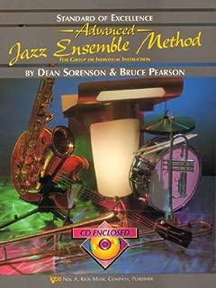 W35XB1 - Standard of Excellence Advanced Jazz Ensemble Method: 1st Tenor Saxophone